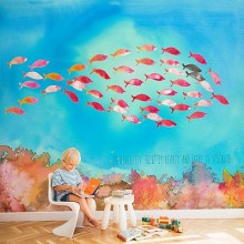 Coordonne Tales Mural Collection