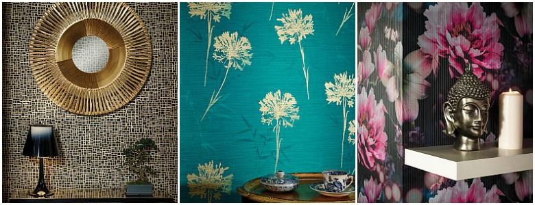 Arthouse Eastern Alchemy Wallpaper Collection