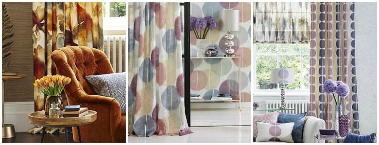 Harlequin Tresillo Fabrics  Collection