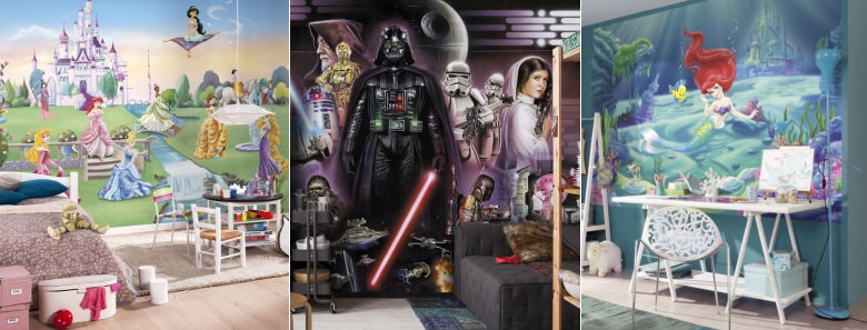 Brewers Komar Disney & Star Wars Mural Collection
