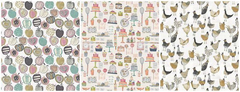 Prestigious Fresh Fabric Collection
