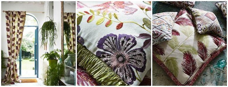 Prestigious Rainforest Fabric Collection