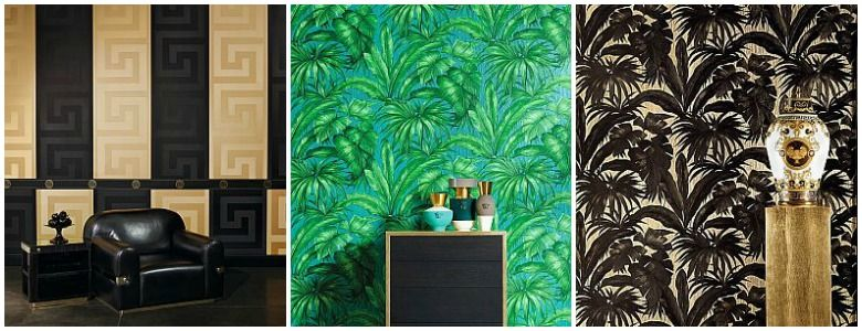 Versace Wallpaper Collection Wallpaper Direct