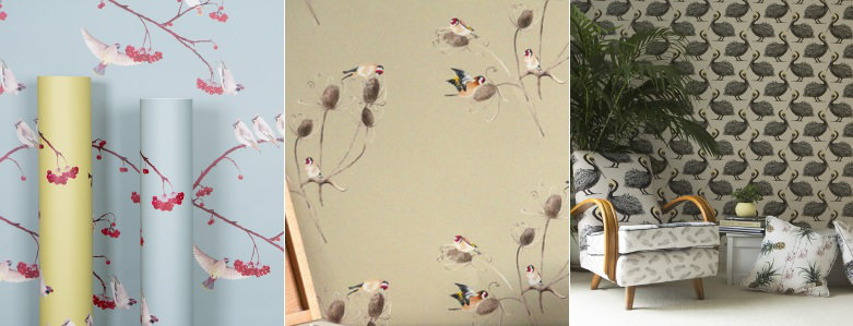 Petronella Hall Wallpaper Collection
