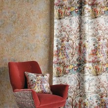 Osborne & Little Enchanted Garden Fabric Collection