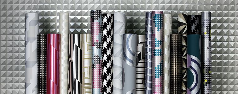Kirkby Design.com Eley Kishimoto Wallpaper Collection