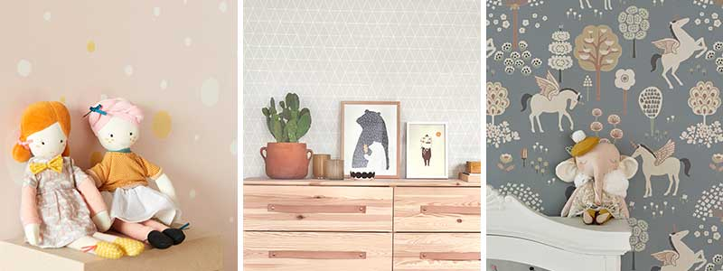 Majvillan Treasures For Every Little Nook Wallpaper Collection