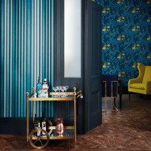 Cole & Son Marquee Stripes Wallpaper Collection