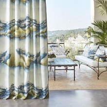 Harlequin Anthozoa Prints and Weaves Fabric Collection
