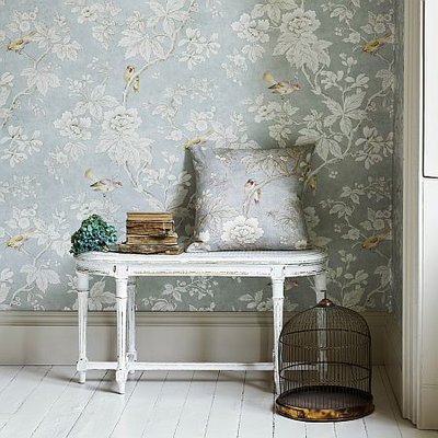 Sanderson Chiswick Grove Wallpaper Collection