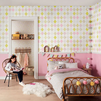 Caselio Pretty Lili Wallpaper Collection