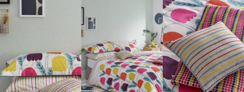 Scion Fritilla Bedding Collection