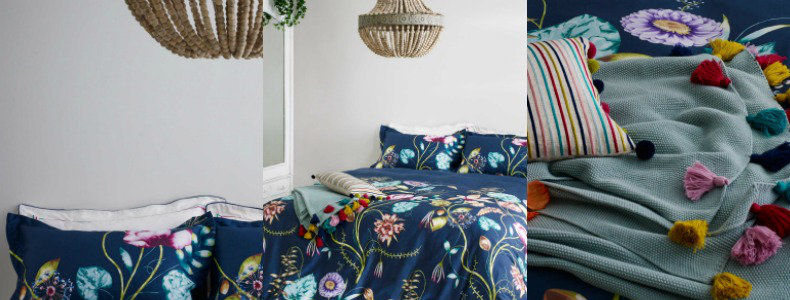 Harlequin Quintessence Bedding Collection