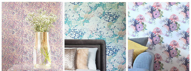 Aire Papillon Wallpaper Collection