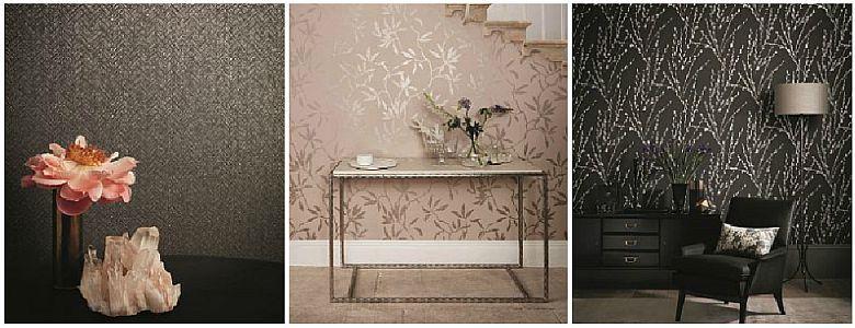 Romo Floris Wallpaper Collection