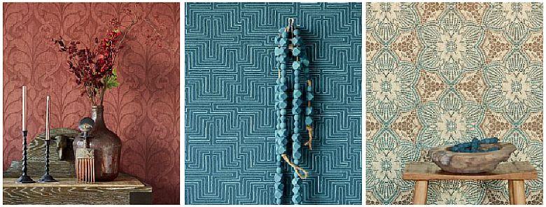 Eijffinger Siroc Wallpaper Collection