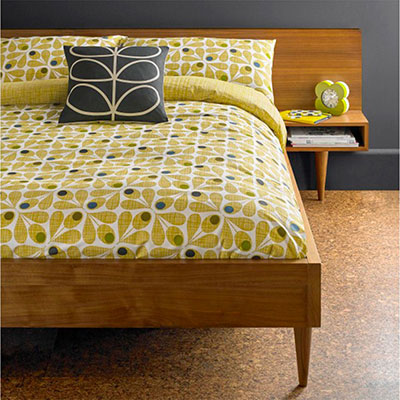 Orla Kiely Acorn Cup Bedding Collection