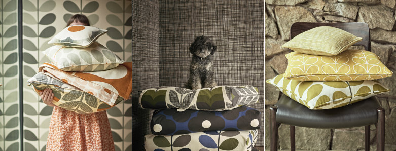 Orla Kiely Prints Fabric Collection