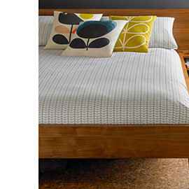 Orla Kiely Tiny Stem Bedding Collection