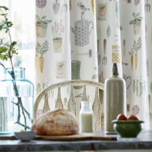 Sanderson Home The Potting Room Fabric Collection