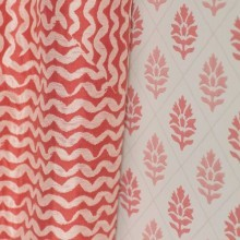 Nina Campbell Les Reves Fabric Collection