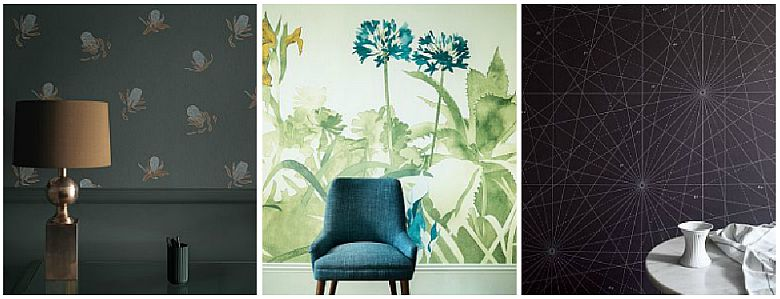 Paint & Paper Library Tresco Wallpaper Collection