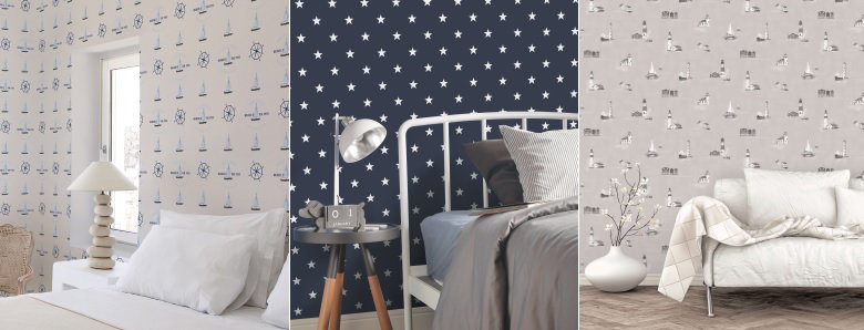 Galerie Deauville 2 Wallpaper Collection