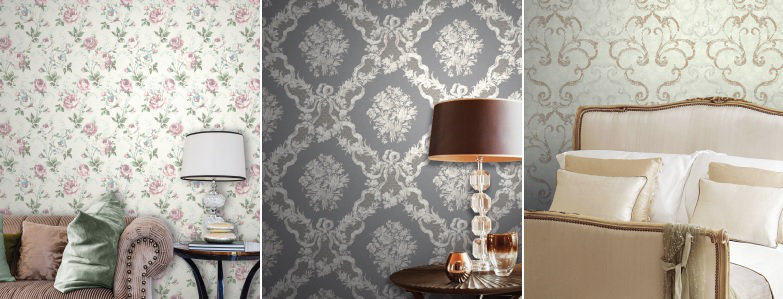 Elizabeth Ockford Patterdale Wallpaper Collection