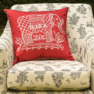 Blendworth Celia Birtwell Cushion Collection