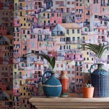 Osborne Little Manarola Wallpaper Collection