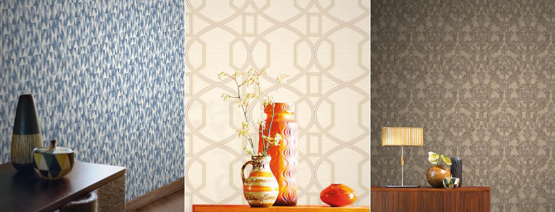 Highbrook by Elizabeth Ockford Wallpaper Collection
