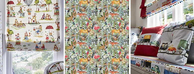 Prestigious My World Fabric Collection