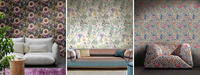Missoni Home Wallpaper Collection