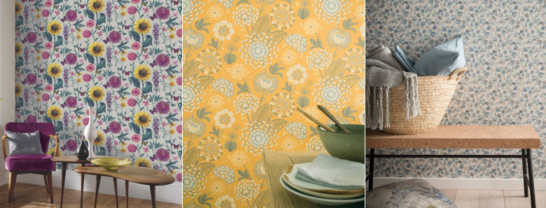 Arthouse Bloom Wallpaper Collection