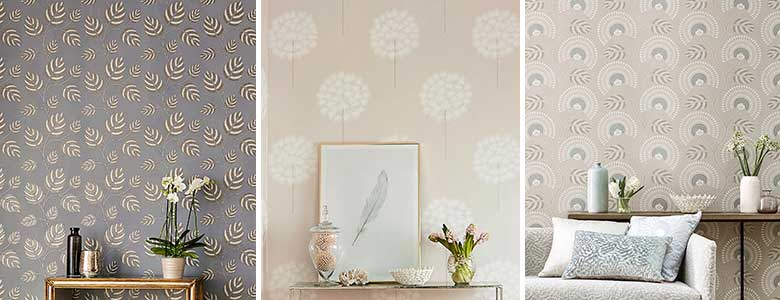 Harlequin Paloma Wallpaper Collection
