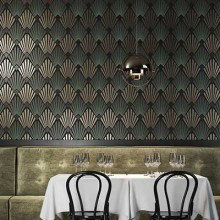 Brian Yates Gatsby Wallpaper Collection