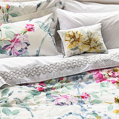 Designers Guild Saverne Bedding Collection