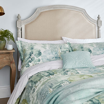 Sanderson Waterperry bedding Collection