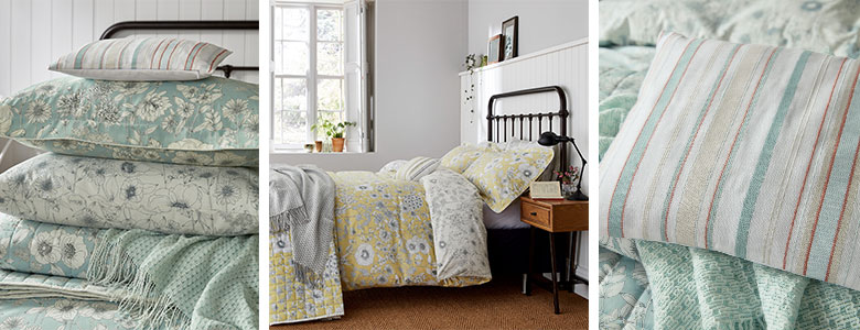 Sanderson Maelee Bedding Collection