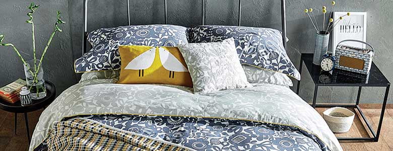 Scion Kukkia Bedding Collection