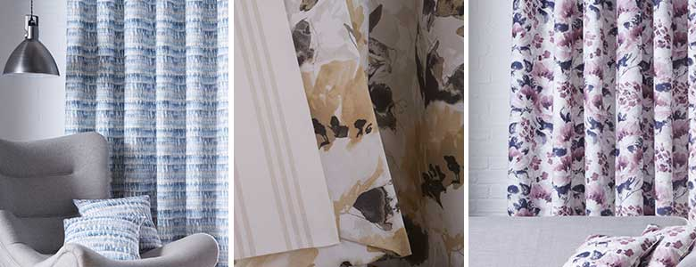 Studio G Ready Mades Floral Ready Made Curtains Collection