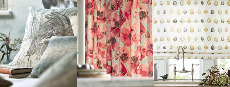 Sanderson Embleton Bay Fabric Collection