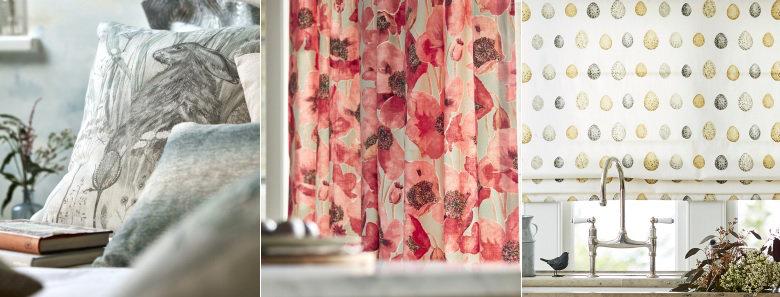 Sanderson Embleton Bay Fabrics  Collection