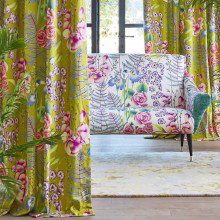 Harlequin Zapara Fabric Collection