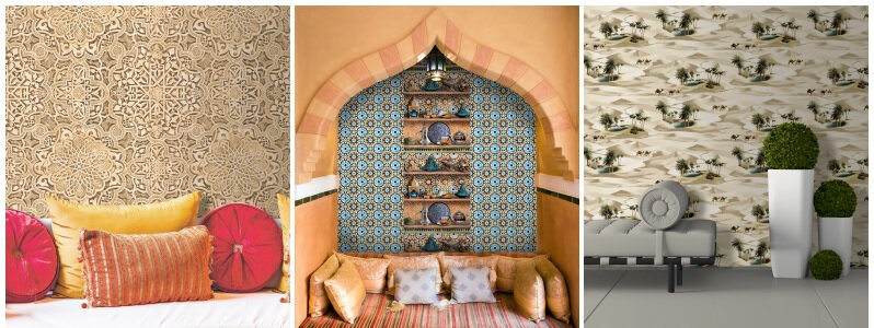 SK Filson Sahara Nights Wallpaper Collection