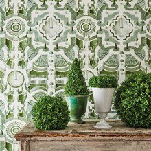 Cole & Son Botanical 'Botanica' Wallpaper Collection