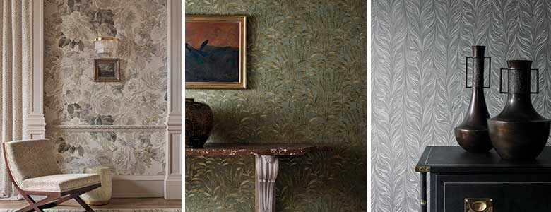 Zoffany Darnley Wallpaper Collection