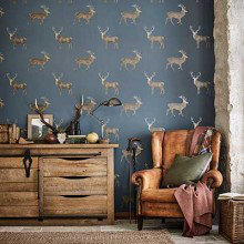 Sanderson Elysian Wallpaper Collection