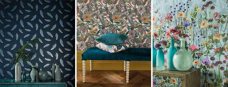 Matthew Williamson Deya Wallpaper Collection