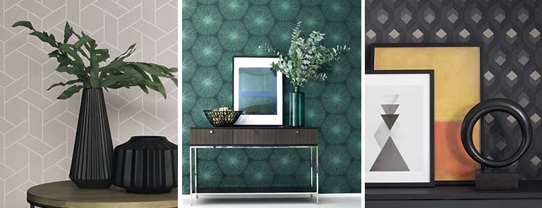 Casadeco Helsinki Wallpaper Collection